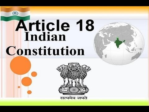 articles of indian constitution About india: the indian constitution the constitution of india is the world's lengthiest written constitution with 395 articles and 8 schedules.