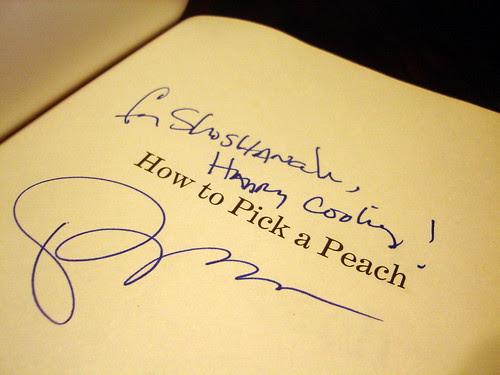 Russ Parson's Signature