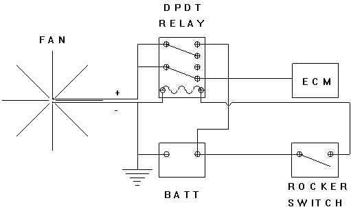 House Fan Switch Wiring Diagram Dpdt