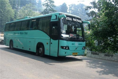 Travel Information Himachal Pradesh Hrtc Bus Timings