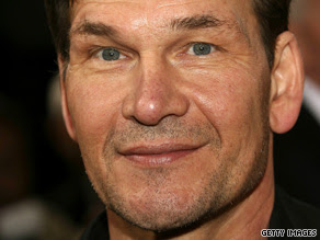 Patrick Swayze's doctor said in March 2008 that Swayze was suffering from pancreatic cancer.