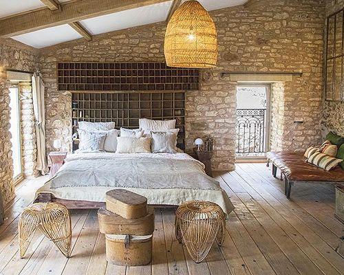 Suite Casa rural, estilo provenzal en La Capelle et Masmolène