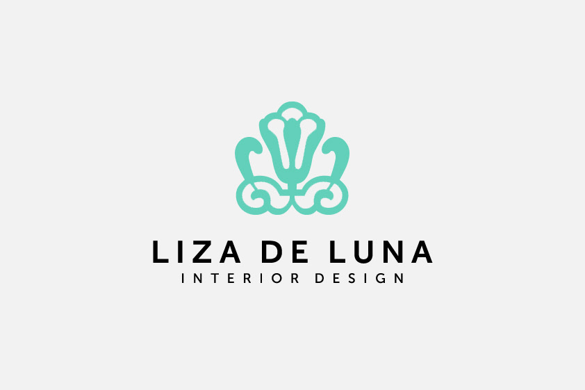 Liza de Luna Logo Design | Flickr - Photo Sharing!