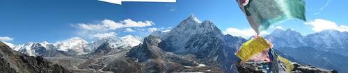Nangkar Tshang Panorama #1