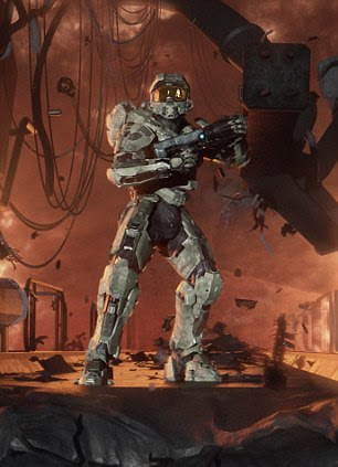 Halo 4: The relaunch of the Halo franchise will be done by a new studio, 343 studios, but will feature the same robot-suited hero, Master Chief