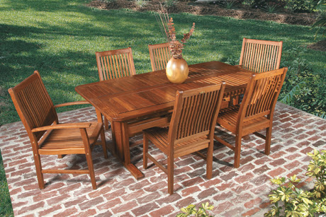 New Hemisphere Ipe Wood Outdoor Furniture