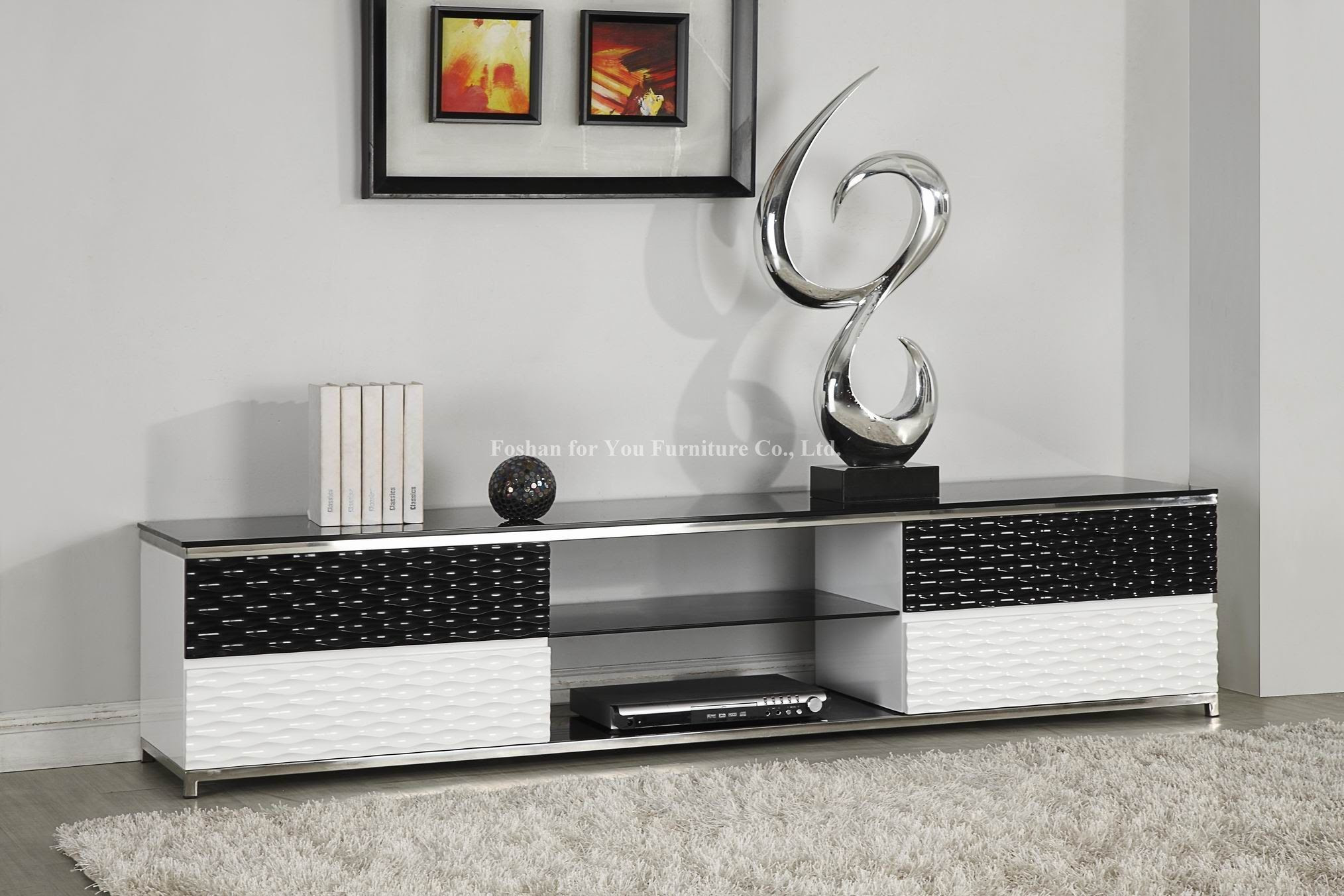 Modern Living Room Tv Stand - Zion Star
