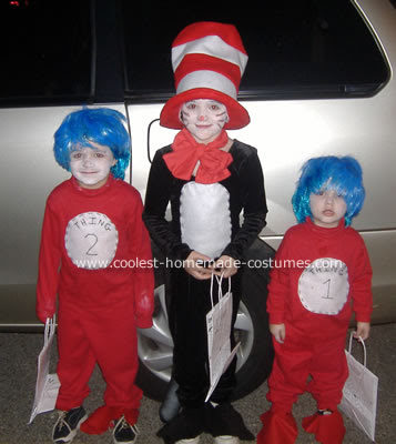 Things 14, Cat in the Hat Costume Things 13