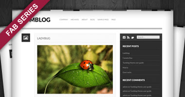 Gordon Free WP Theme