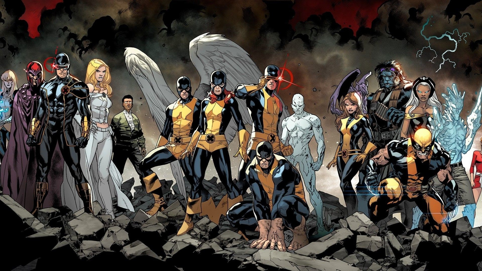 X Men Wallpapers 64 Images