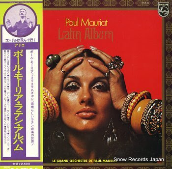 MAURIAT, PAUL latin album