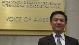 Tiến sĩ Nguyễn Đình Thắng, Giám đốc điều hành BPSOS, người đứng đầu ban vận động Chiến dịch xóa bỏ tra tấn ở Việt Nam' và 'Chiến dịch Đòi tự do cho tù nhân lương tâm Việt Nam'.