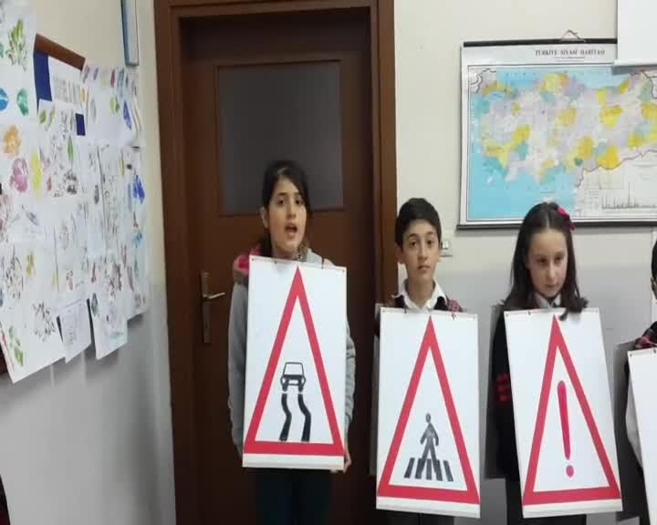 Trafik Işaret Ve Levhalarının Anlamı Izle Video Eğitim Bilişim Ağı