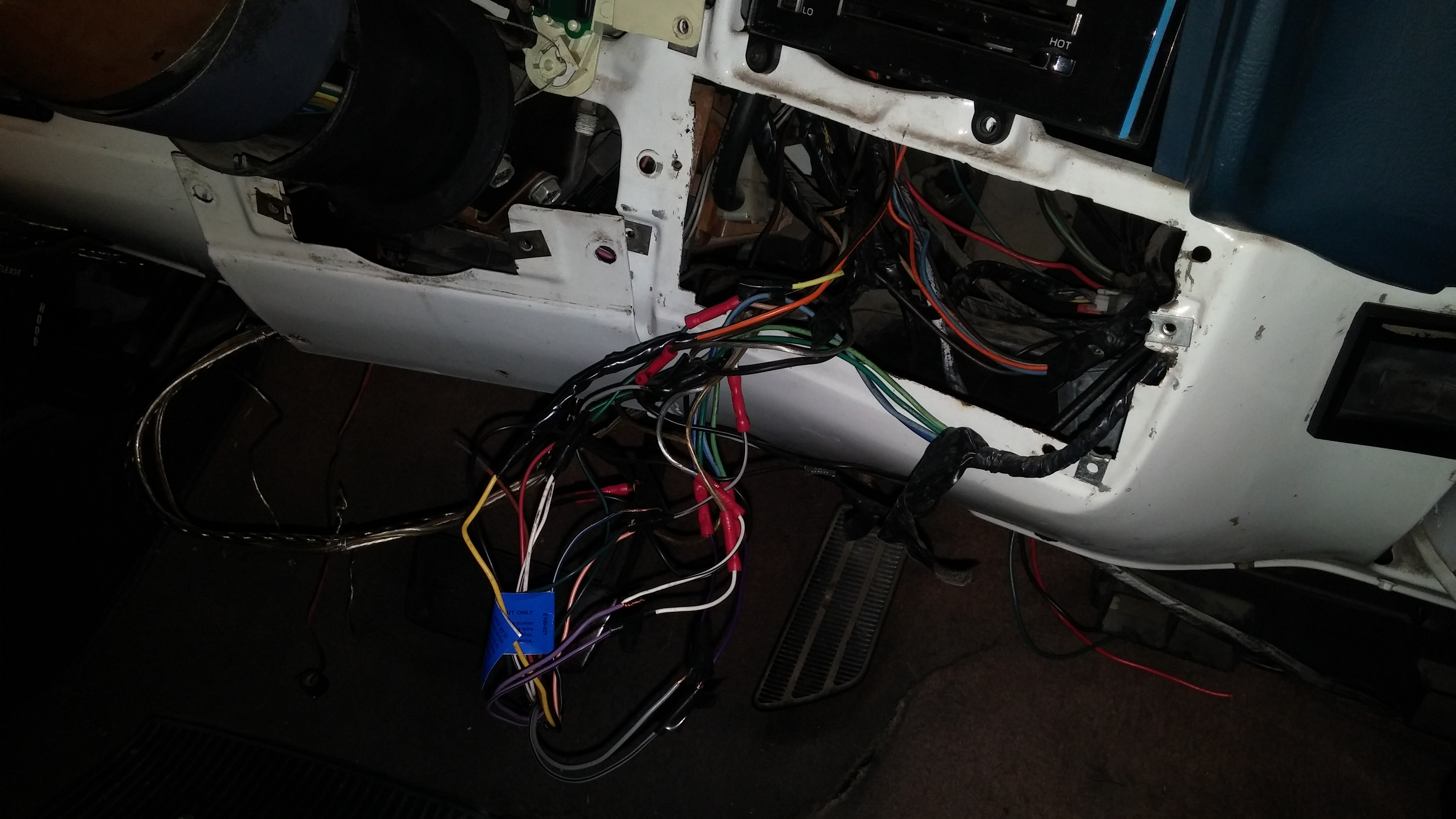 1990 Chevy Radio Wiring Diagram