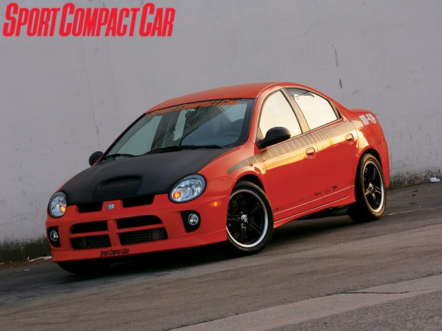 Ed Loh 2005 Dodge Srt 4 Sport Compact Car Magazine