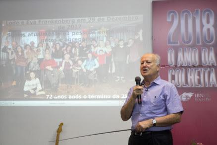 Sobrevivente do Holocausto fala sobre a superação do pós-guerra