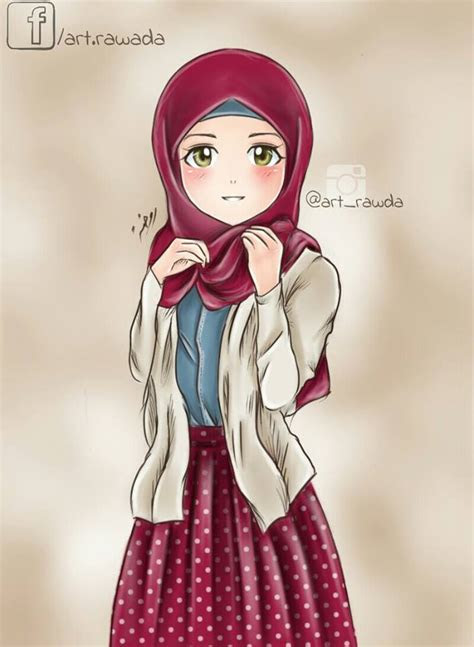 hijab  rawdaalsaqa  deviantart