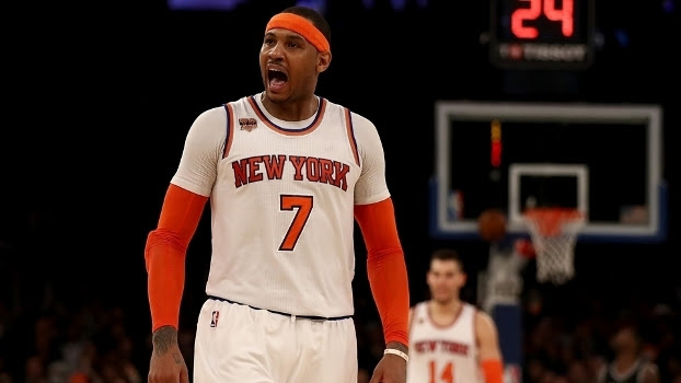 O New York Knicks é a franquia mais valiosa da NBA