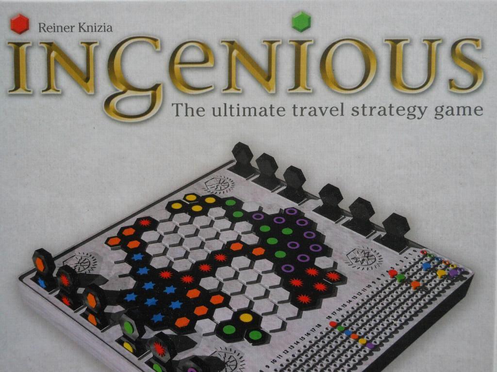 Ingenious: Travel Edition