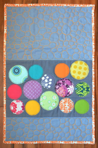 Mini Quilt from Aylin