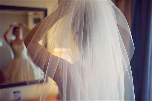 Modified Cathedral veil with Blusher :  wedding 5235522211 Ecf3cdb202.jpg