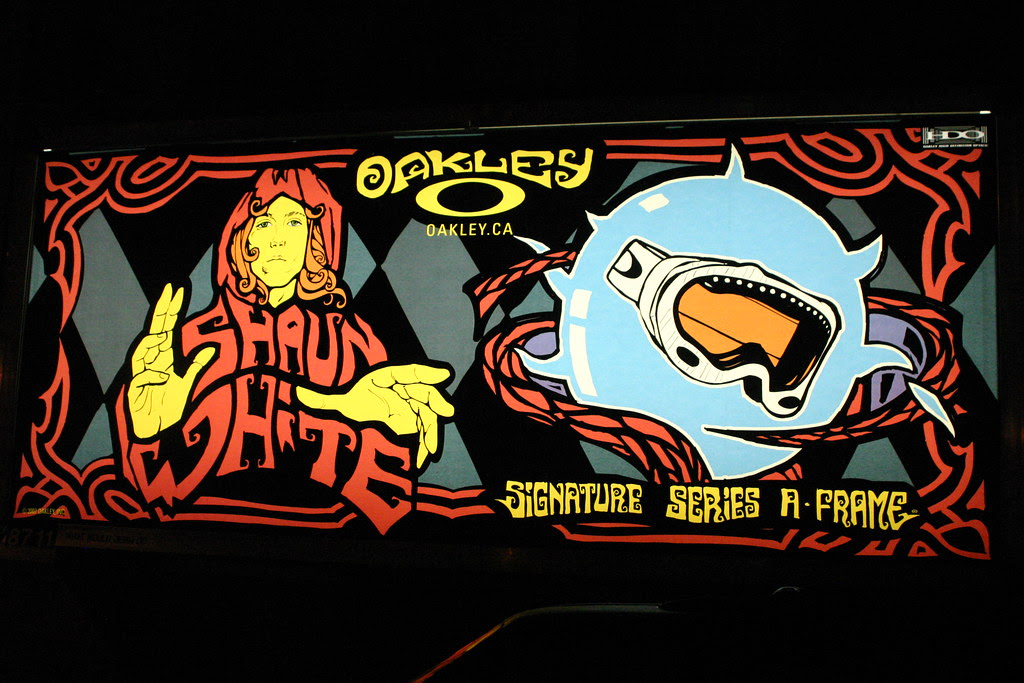 Shaun White the flying tomato