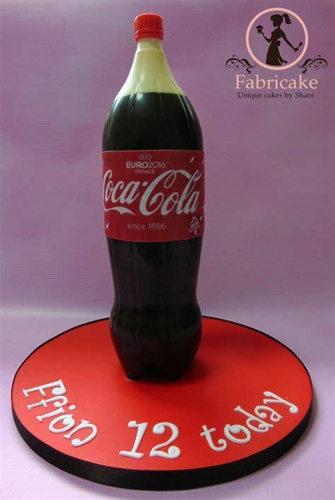 Coca Cola Cake.   CakeCentral.com