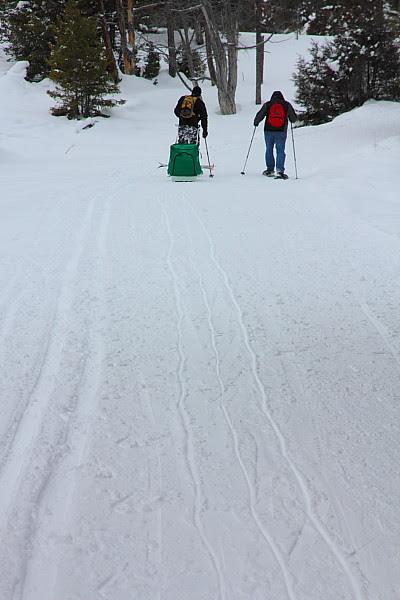 IMG_5625 Snowshoeing