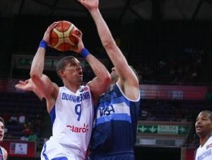 Francisco García buscará un pase olímpico junto a los seleccionados dominicanos.