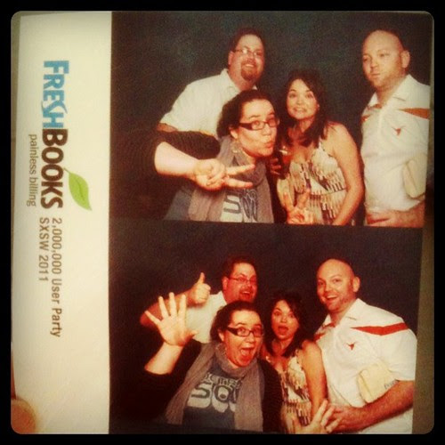 SmileBooth.com Photo from @FreshBooks Party