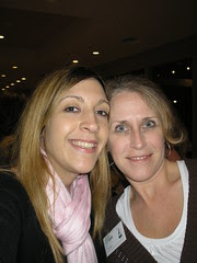 Pam and Me Friday Night! AWESOME!
