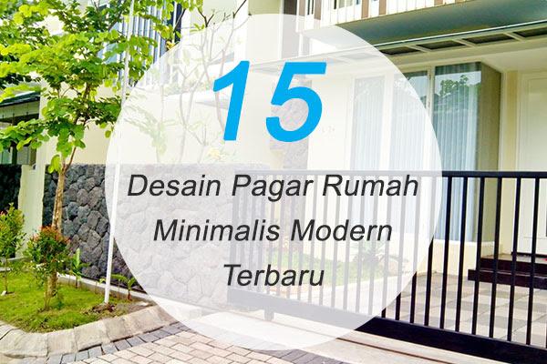 103+ Gambar Pagar Rumah Minimalis Modern 2017 Gratis Terbaru