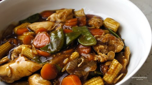 Chicken Chop Seuy