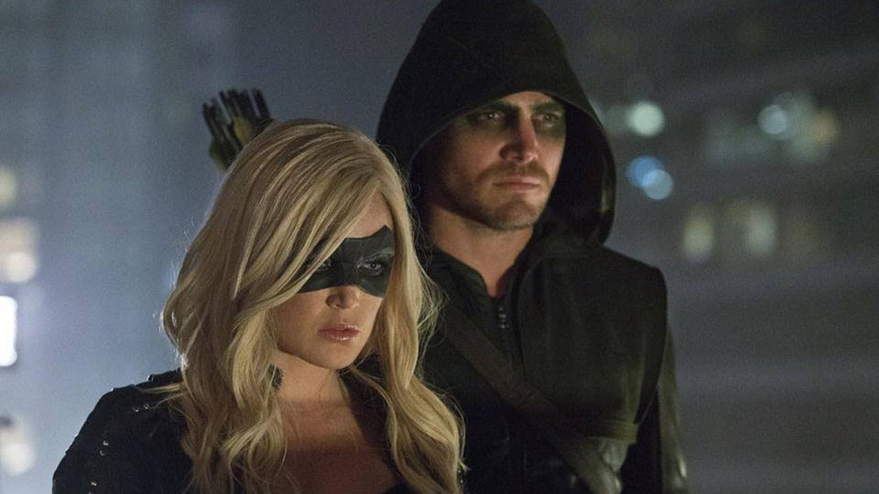 First Full Images Of Black Canary On Arrow Ign