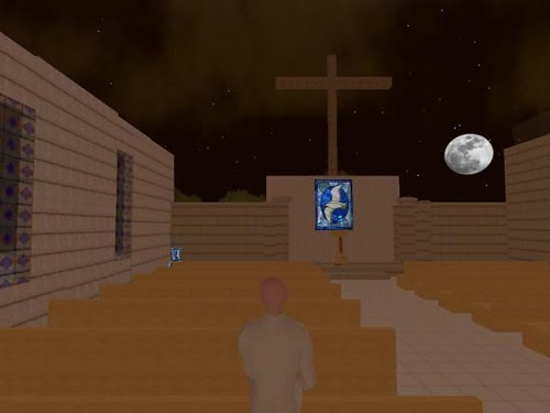 Church in Second life