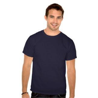 Bah Humbug Lights Tee Shirt