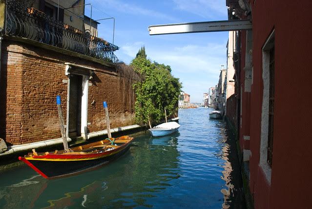 Venice views.