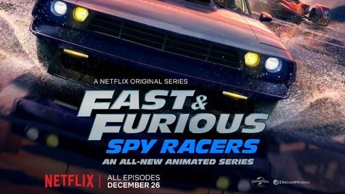 Fast and Furious Spy Racers (2019) Season 1 Dual Audio 1080p, 720p Download