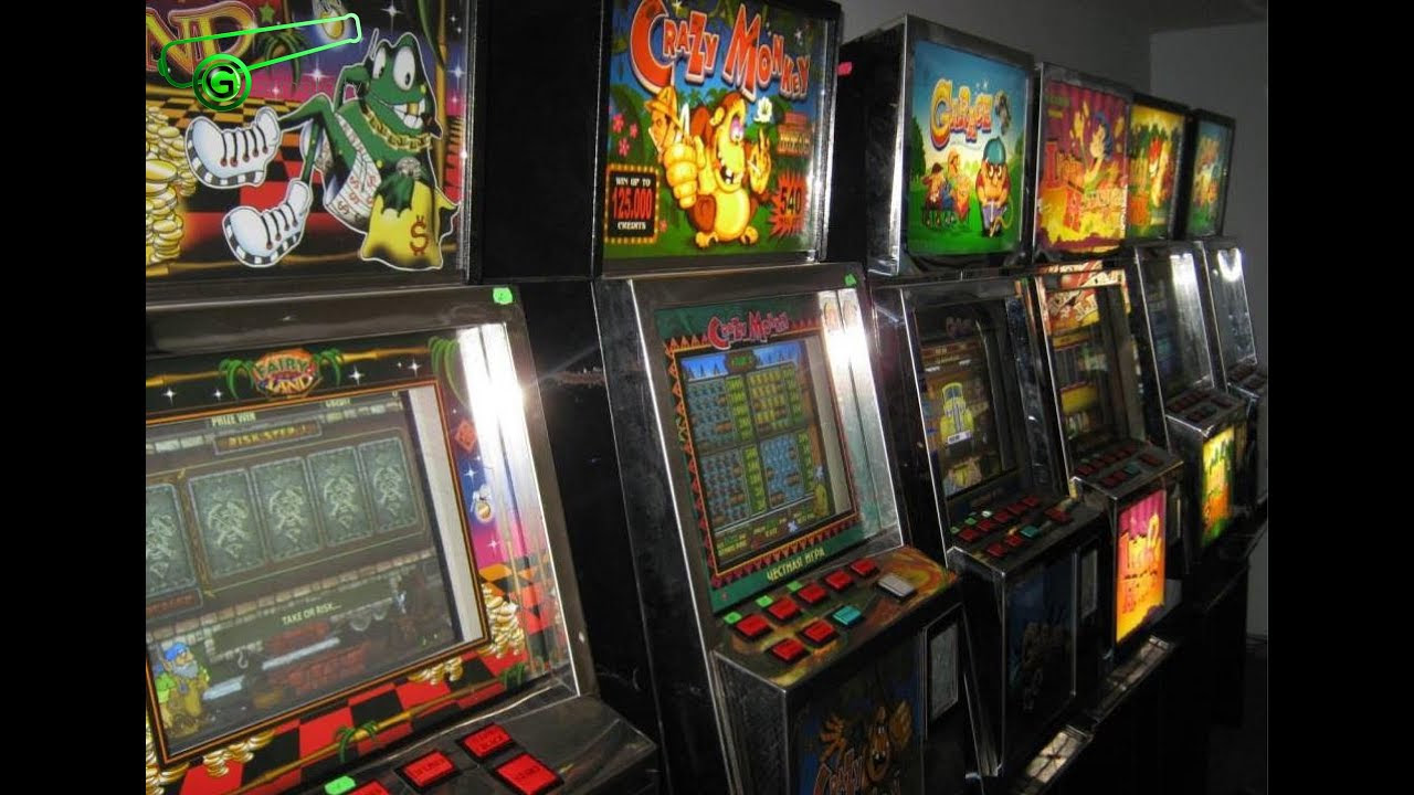 Зал игровых автоматов гта онлайн