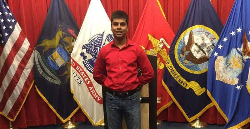 Raheel Siddiqui, a Pakistani-American Muslim from Taylor, was 11 days into his basic training with the United States Marine Corps on Parris Island in South Carolina when he died.
