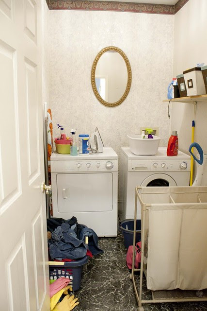 Laundry Room Task List | A Couple of Dreamers