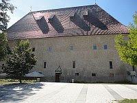 Château royal de Litoměřice, photo: Ondra Fiedler, CC BY-SA 3.0 Unported