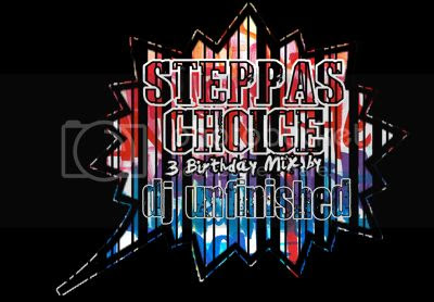Steppas Choice 3rd Anniversary Mix