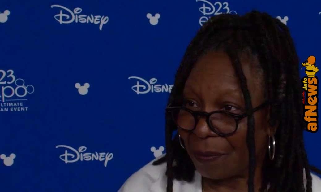 Whoopi Goldberg, ora Disney Legend, dice alla Disney di non nascondere più la propria storia!