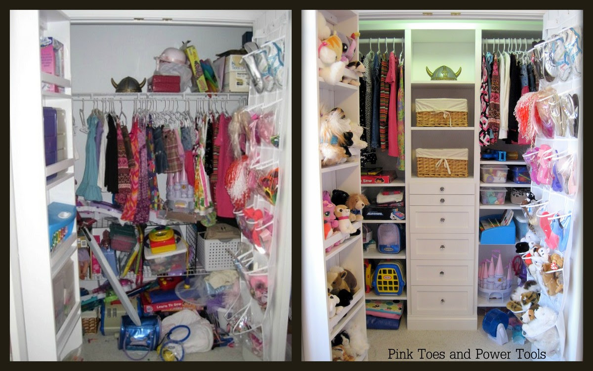 Closet Organizers Do It Yourselfconfession