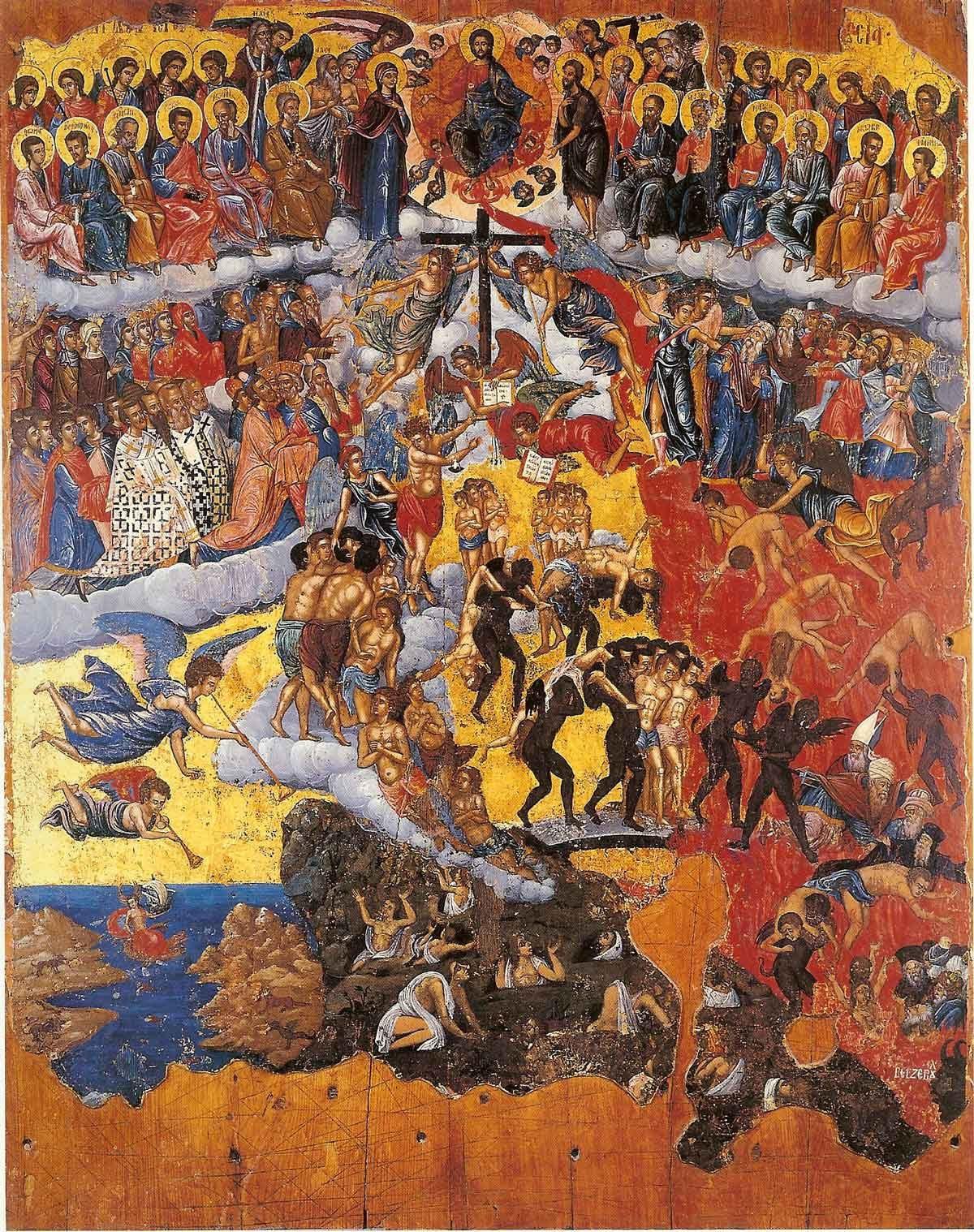 Αποτέλεσμα εικόνας για Η ημέρα του Κυρίου κριση