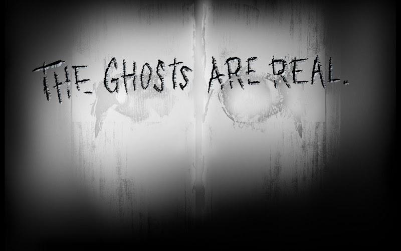 """Os """"nossos"""" fantasmas..."""
