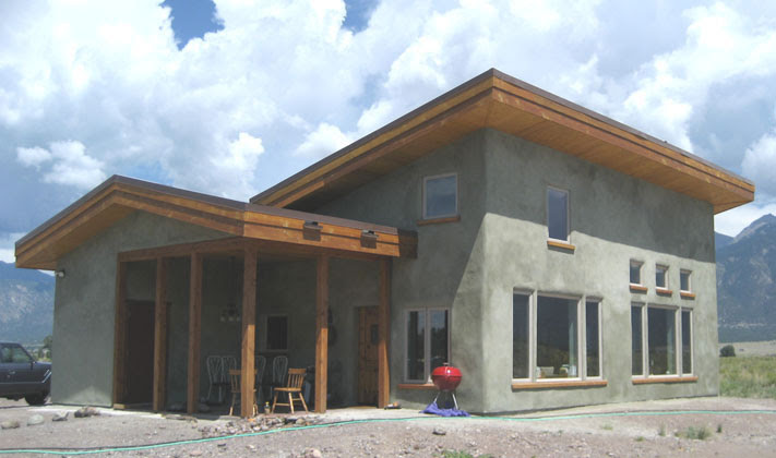 Green Home Building Strawbale