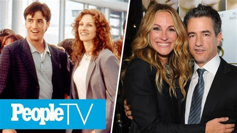 Dermot Mulroney Dishes On Julia Roberts, 'Iconic Scene