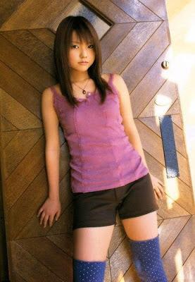 Asami Abe , Japanese singer and actress